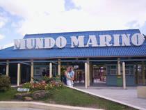 Eingang des Mundo Marino © -fabio-